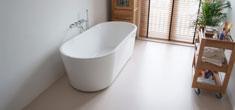 gietvloer badkamer