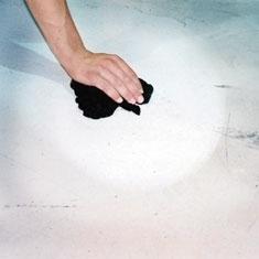 gietvloer schoonmaken